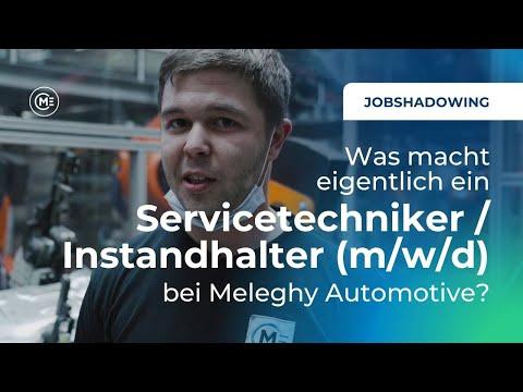 Servicetechniker (m/w/d) – Was macht der eigentlich bei Meleghy Automotive? - Wir als Arbeitgeber