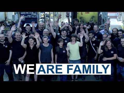 Meleghy International - We live automotive - We are family 2017
