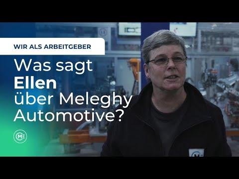 Was sagt Ellen über Meleghy Automotive? - Wir als Arbeitgeber
