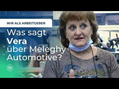 Was sagt Vera über Meleghy Automotive? - Wir als Arbeitgeber