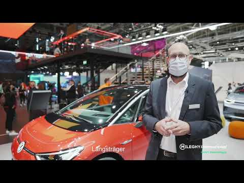 IAA Mobility 2021 - ID.3 Review with our Head of Sales Oliver Diessner