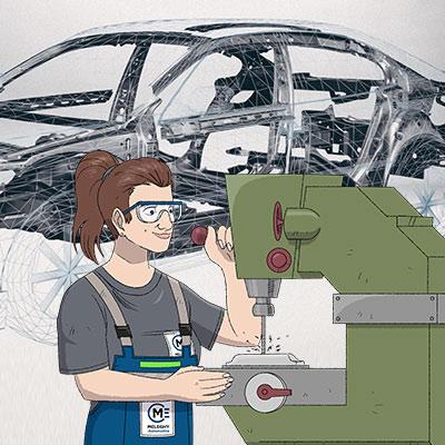 Ausbildung Industriemechaniker (m/w/d)