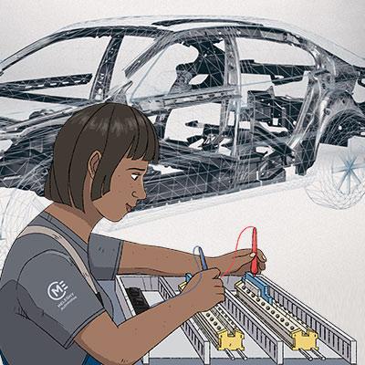 Mechatroniker (m/w/d) – Ausbildung