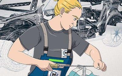 Werkzeugmechaniker (m/w/d) – Ausbildung