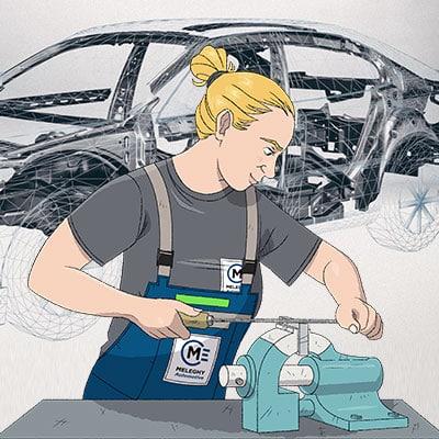 Ausbildung Werkzeugmechaniker (m/w/d)