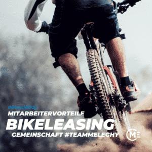 Bikeleasing Mitarbeitervorteile